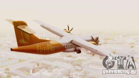 ATR 72-500 Firefly Airlines для GTA San Andreas вид справа