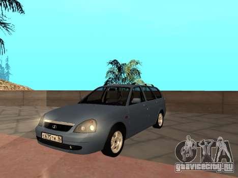 Lada Priora IVF для GTA San Andreas