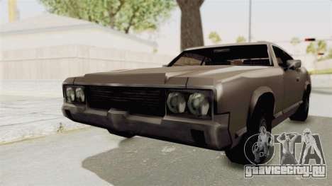 Piswasser Sabre для GTA San Andreas