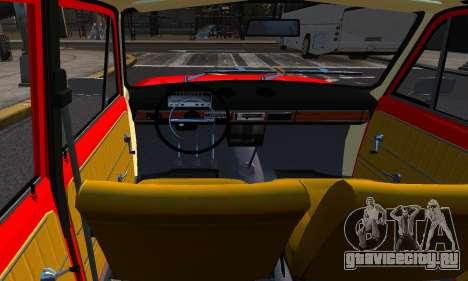 ВАЗ 21011 Заводской для GTA 4 вид сзади