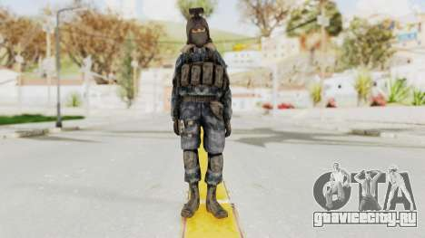 COD 4 Custom Russian Soldier для GTA San Andreas второй скриншот