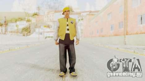 GTA 5 Los Santos Vagos Member 2 для GTA San Andreas второй скриншот