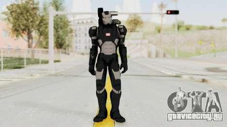Captain America Civil War - War Machine для GTA San Andreas второй скриншот
