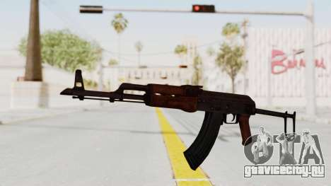kbk AKMS для GTA San Andreas второй скриншот