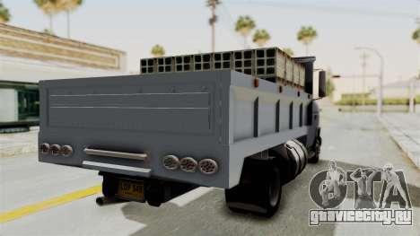 Chevrolet G30 для GTA San Andreas вид слева