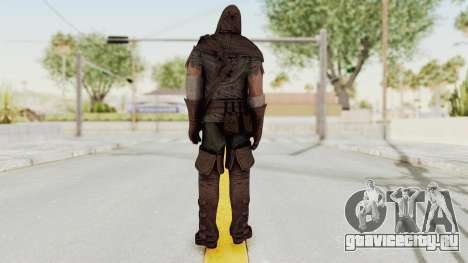 Assassins Creed Brotherhood - Executioner для GTA San Andreas третий скриншот