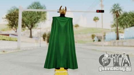 Marvel Future Fight - Loki для GTA San Andreas третий скриншот