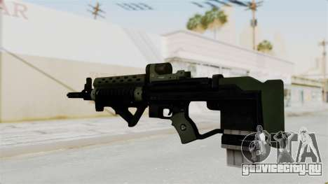 Killzone - M82 Assault Rifle для GTA San Andreas второй скриншот