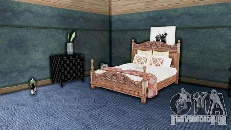 CJs House New Interior для GTA San Andreas третий скриншот