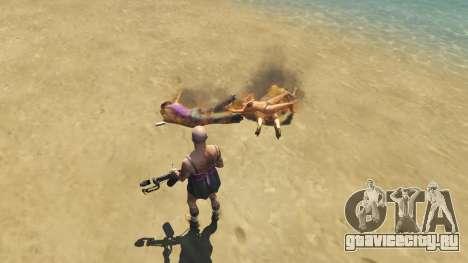 Real Flamethrower 1.5 для GTA 5