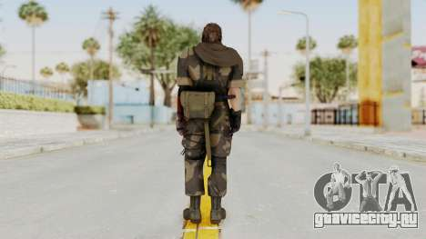 MGSV The Phantom Pain Venom Snake Sc No Patch v4 для GTA San Andreas третий скриншот