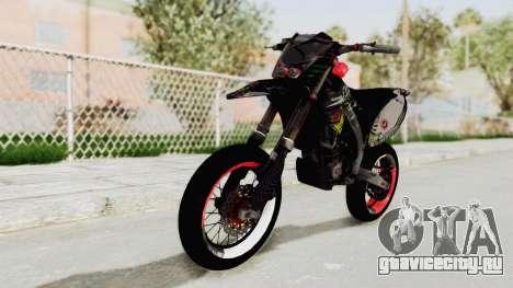 Kawasaki KLX 150S Supermoto для GTA San Andreas