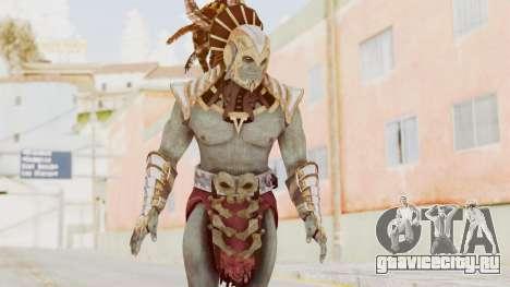 Mortal Kombat X - Kotal Kahn для GTA San Andreas