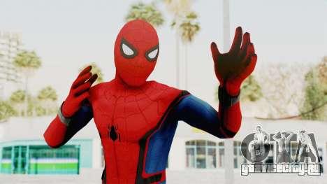 Spider-Man Civil War для GTA San Andreas