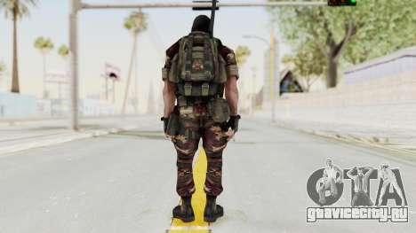 Battery Online Russian Soldier 3 v2 для GTA San Andreas третий скриншот