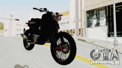 Honda Super Cub Modif Moge для GTA San Andreas