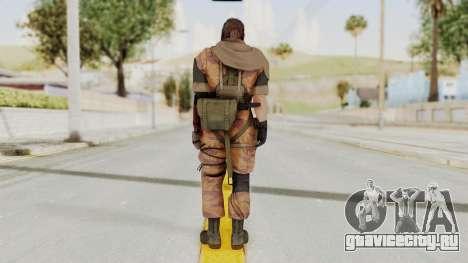 MGSV The Phantom Pain Venom Snake Sc No Patch v5 для GTA San Andreas третий скриншот