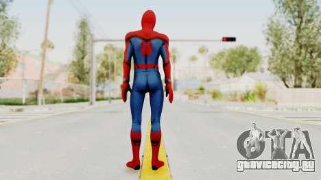 Spider-Man Civil War для GTA San Andreas третий скриншот