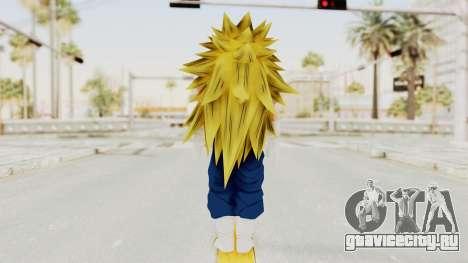 Dragon Ball Xenoverse Vegito SSJ3 для GTA San Andreas третий скриншот