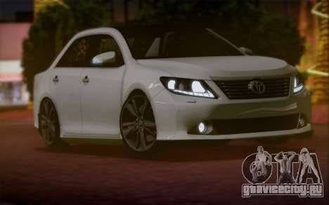 Toyota Camry V6 Sprot Edition для GTA San Andreas