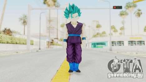 Dragon Ball Xenoverse Gohan Teen DBS SSGSS2 v1 для GTA San Andreas второй скриншот