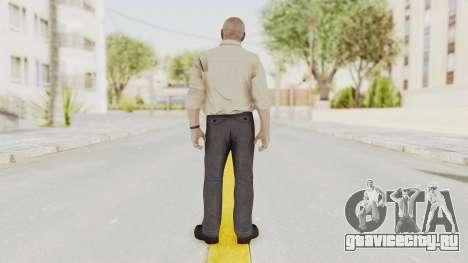 COD BO Hudson Pentagon для GTA San Andreas третий скриншот