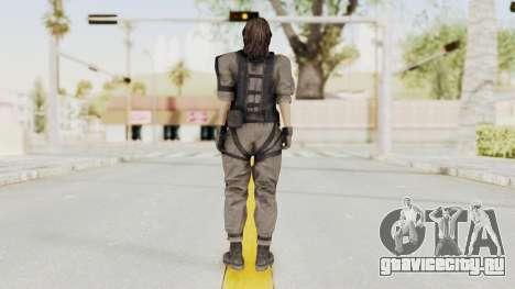 MGSV Phantom Pain Quiet XOF v2 для GTA San Andreas третий скриншот