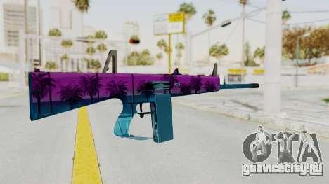 Vice AA-12 для GTA San Andreas второй скриншот