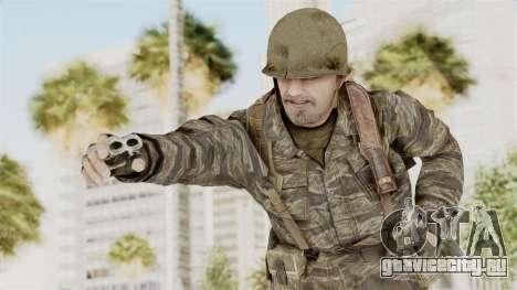 COD BO SOG Reznov v2 для GTA San Andreas