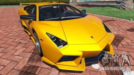 2008 Lamborghini Reventón 1.0 для GTA 5