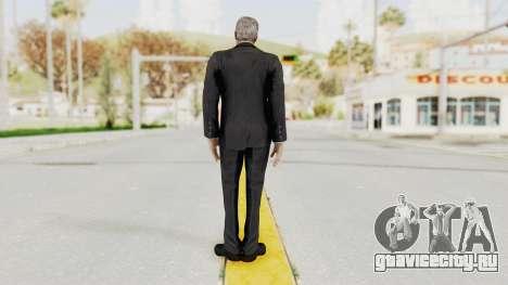 Batman Arkham Origins - Alfred для GTA San Andreas третий скриншот