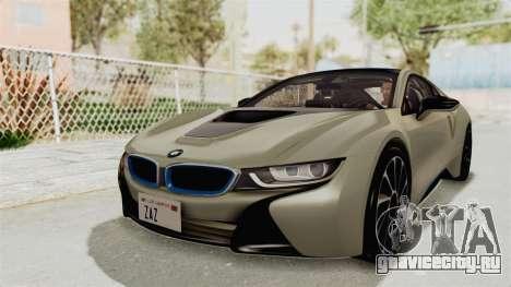 BMW i8-VS 2015 для GTA San Andreas