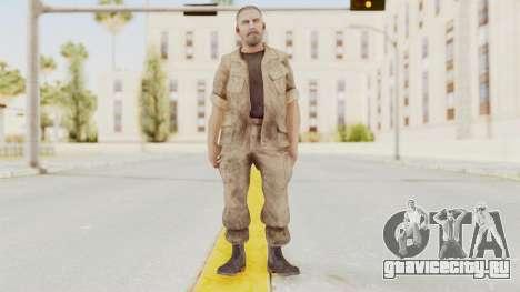 COD BO Reznov Macv для GTA San Andreas второй скриншот