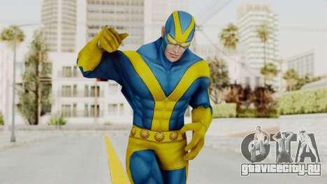 Marvel Future Fight - Goliath для GTA San Andreas