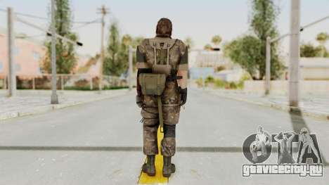 MGSV The Phantom Pain Venom Snake Wetwork для GTA San Andreas третий скриншот