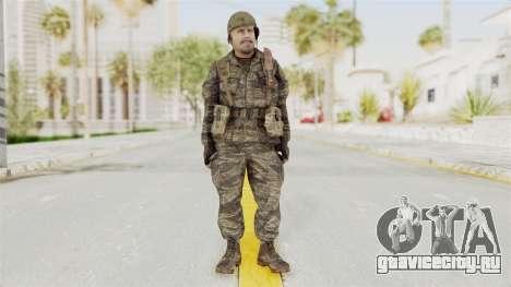 COD BO SOG Reznov v2 для GTA San Andreas второй скриншот