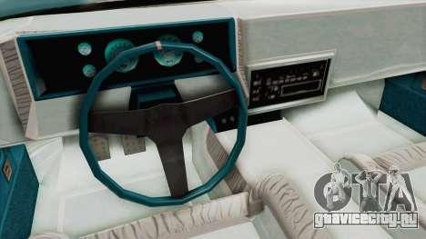 GTA 5 Dundreary Virgo Classic Custom v3 для GTA San Andreas вид сбоку