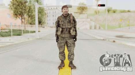 COD BO SOG Reznov v1 для GTA San Andreas второй скриншот