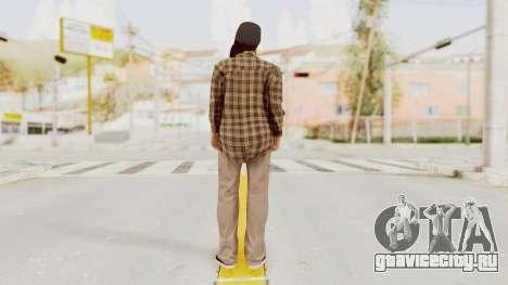 GTA 5 Los Santos Vagos Member 3 для GTA San Andreas третий скриншот