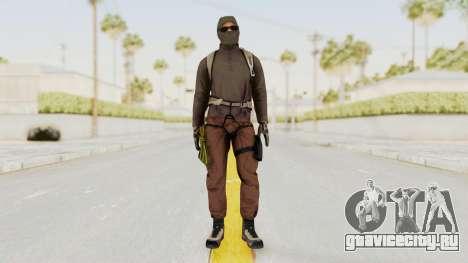 Battlefiled Hardline Professional Crime для GTA San Andreas второй скриншот
