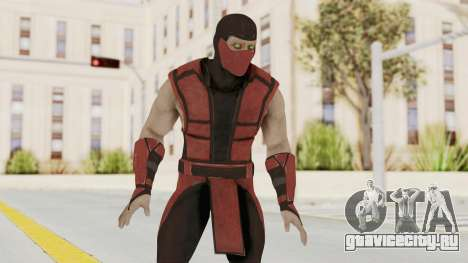 Mortal Kombat X Klassic Ermac для GTA San Andreas