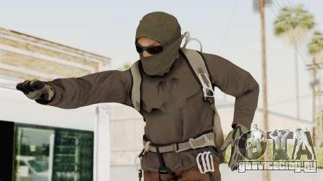 Battlefiled Hardline Professional Crime для GTA San Andreas