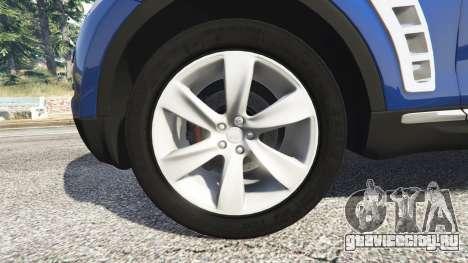 Infiniti FX S50 для GTA 5