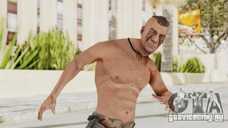 Assassins Creed 3 - Connor Kenway Shirtless для GTA San Andreas