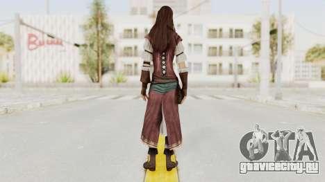 Assassins Creed Brotherhood - Courtesan для GTA San Andreas третий скриншот