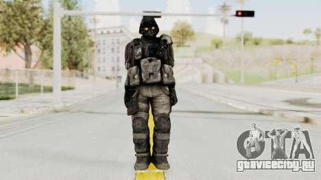Helghan Assault Trooper without Pipes для GTA San Andreas второй скриншот