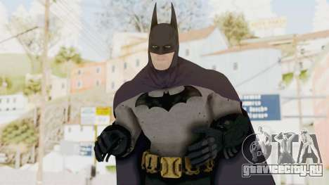 Batman Arkham City - Batman v1 для GTA San Andreas