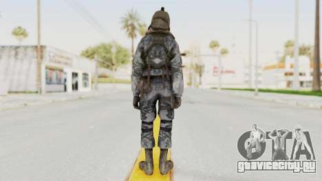 COD 4 Custom Russian Soldier для GTA San Andreas третий скриншот