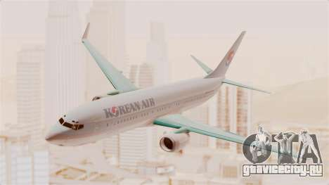 Boeing 737-800 Korean Air для GTA San Andreas