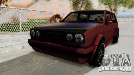 BF Club v2 для GTA San Andreas